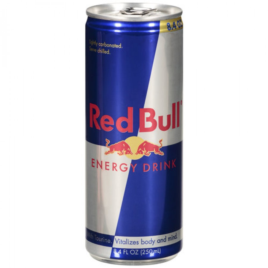 Does red bull have niacin in it