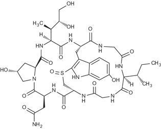 alpha-Amanitin-ab144512-ChemicalStructure-1