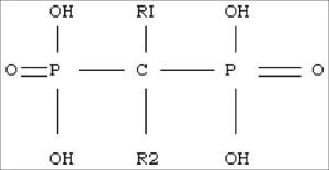bisphosphonatestructure